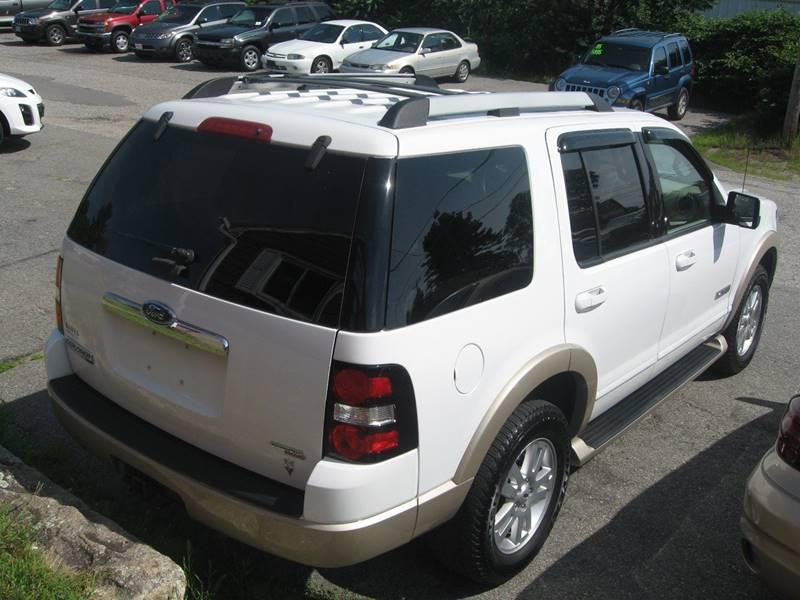 2006 Ford Explorer Eddie Bauer 4dr SUV 4WD w/V8 - Hudson NH