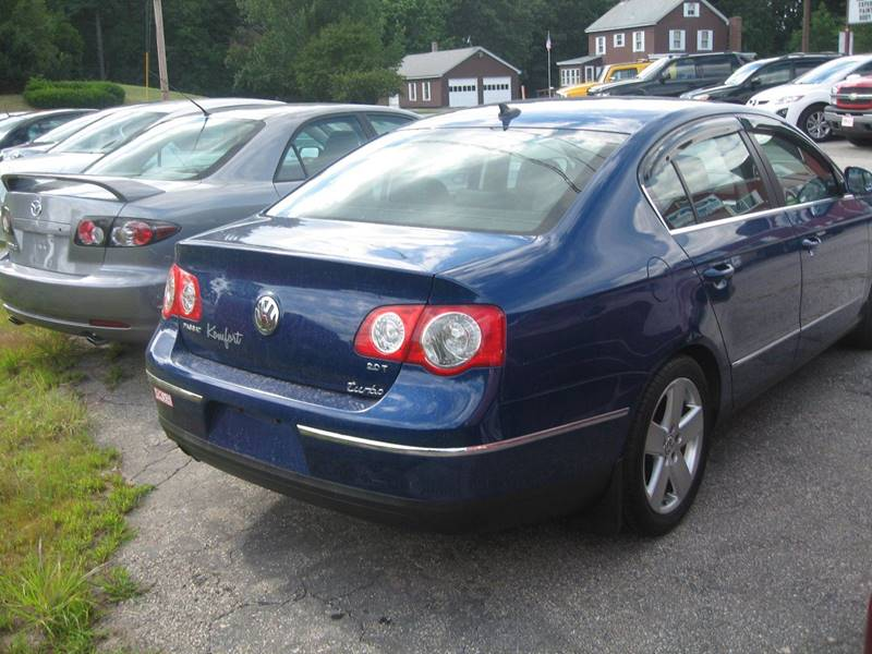 2008 Volkswagen Passat Komfort 4dr Sedan 6A - Hudson NH