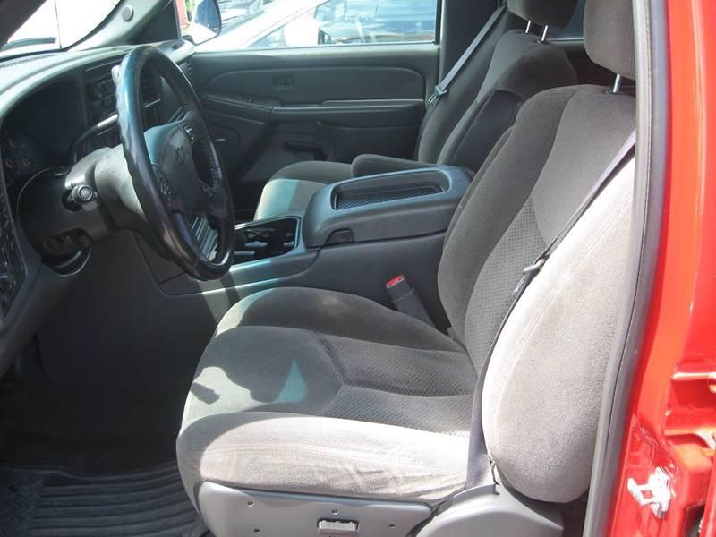 2005 Chevrolet Silverado 1500 4dr Crew Cab LS 4WD SB - Hudson NH