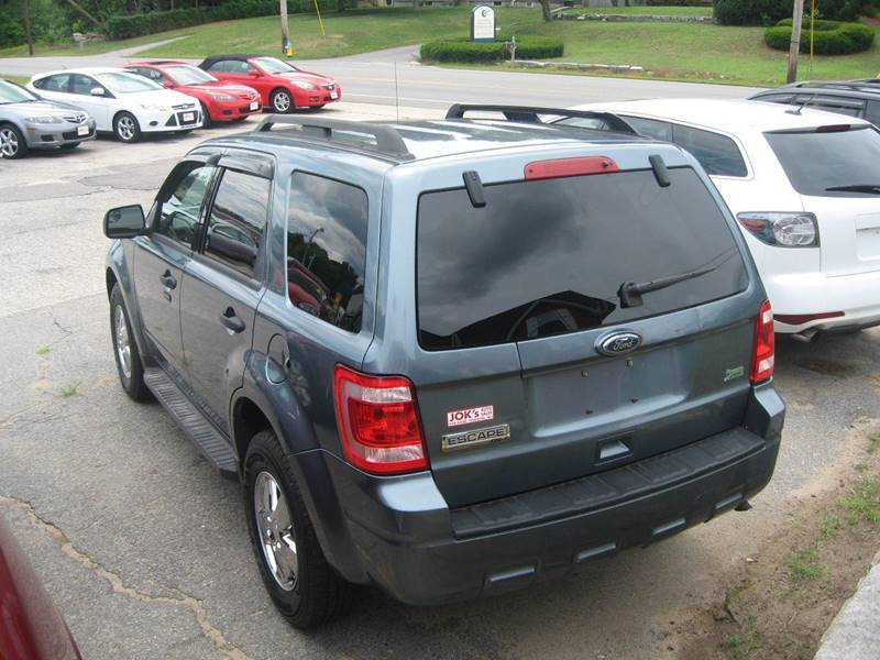 2010 Ford Escape AWD XLT 4dr SUV - Hudson NH