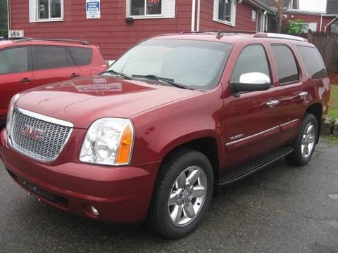 2010 GMC Yukon for sale in Hudson, NH