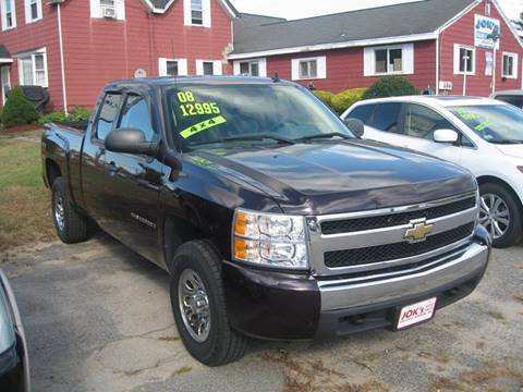 2008 Chevrolet Silverado 1500 for sale in Hudson, NH