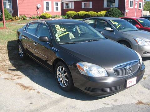 2008 Buick Lucerne for sale in Hudson, NH