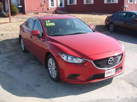 2014 Mazda MAZDA6 for sale in Hudson, NH