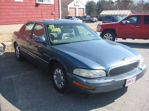 2002 Buick Park Avenue for sale in Hudson, NH