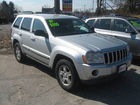 2007 Jeep Grand Cherokee for sale in Hudson, NH