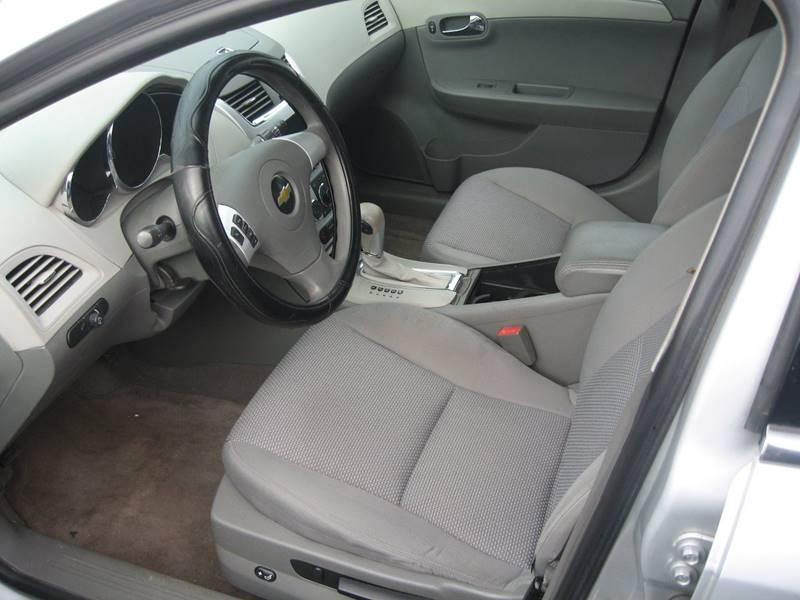 2011 Chevrolet Malibu LS 4dr Sedan - Hudson NH