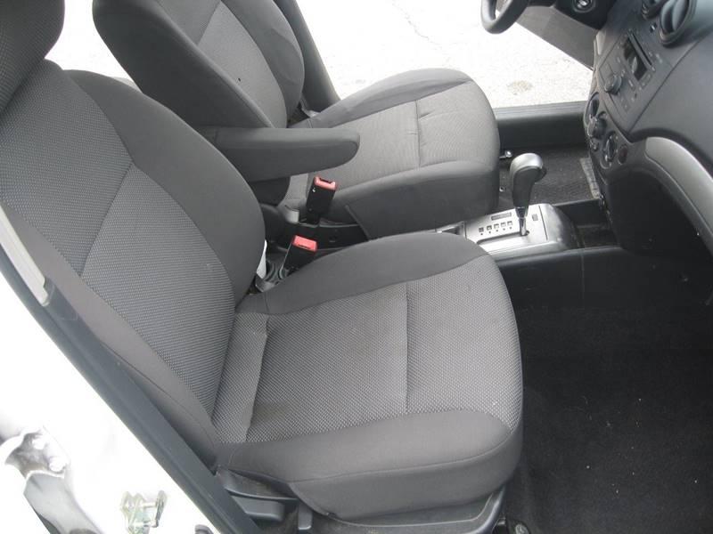 2007 Chevrolet Aveo LS 4dr Sedan - Hudson NH