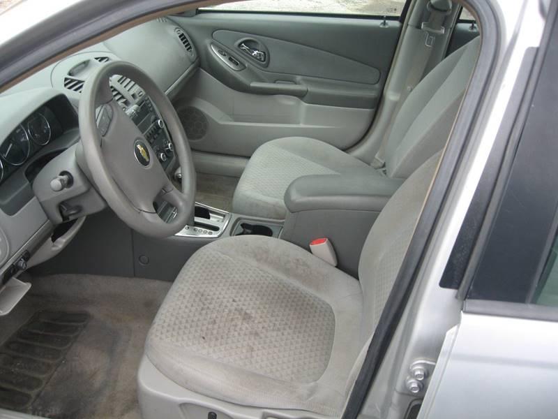 2006 Chevrolet Malibu LT 4dr Sedan w/I4 - Hudson NH