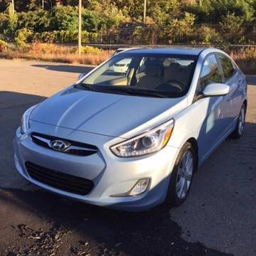 2014 Hyundai Accent for sale in Fitchburg, MA