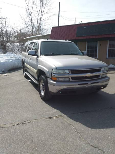 2004 Chevrolet Suburban 2500 LT 4WD 4dr SUV In Fitchburg MA