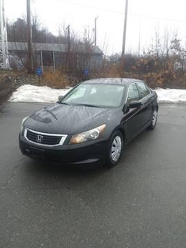 2008 Honda Accord for sale in Fitchburg, MA