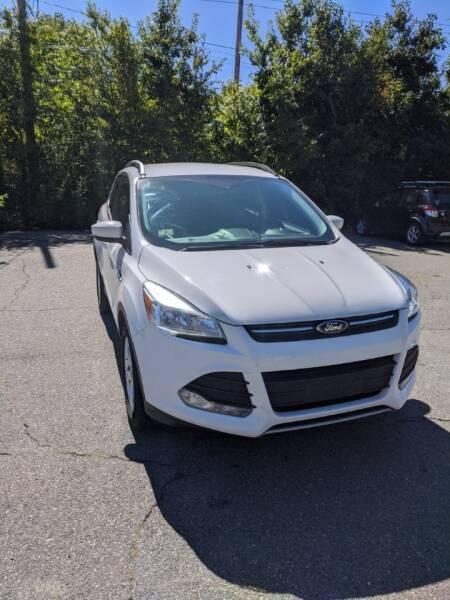 2015 Ford Escape AWD SE 4dr SUV - Fitchburg MA