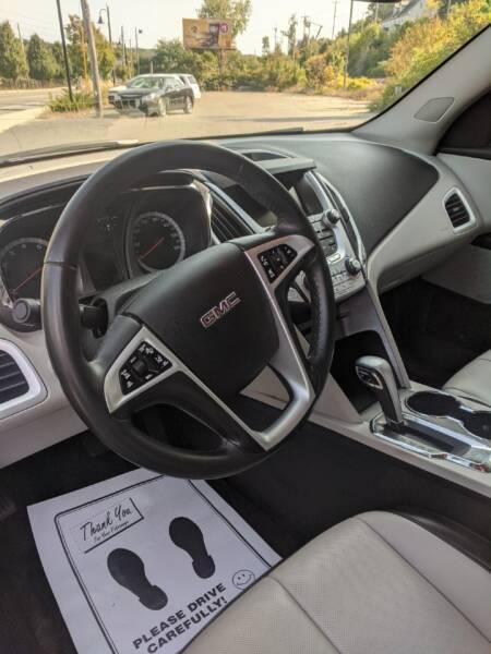 2014 GMC Terrain AWD SLT-1 4dr SUV - Fitchburg MA