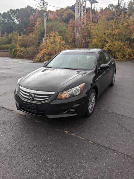 2012 Honda Accord EX-L V6 4dr Sedan - Fitchburg MA