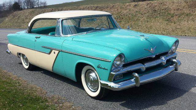 1955 Plymouth Belvedere for sale at Berk Motor Co in Whitehall PA
