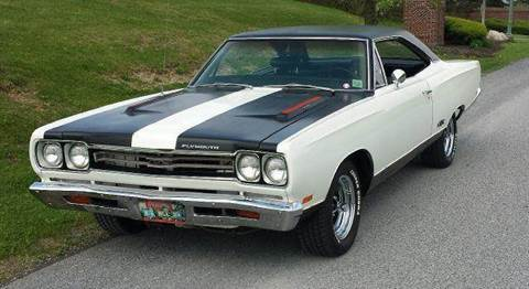 1969 Plymouth GTX for sale at Berk Motor Co in Whitehall PA