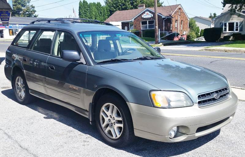 2002 subaru outback awd 4dr wagon in whitehall pa berk. Black Bedroom Furniture Sets. Home Design Ideas