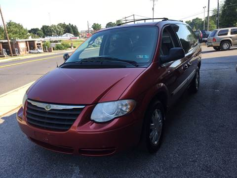 2007 Chrysler Town and Country for sale at Berk Motor Co in Whitehall PA