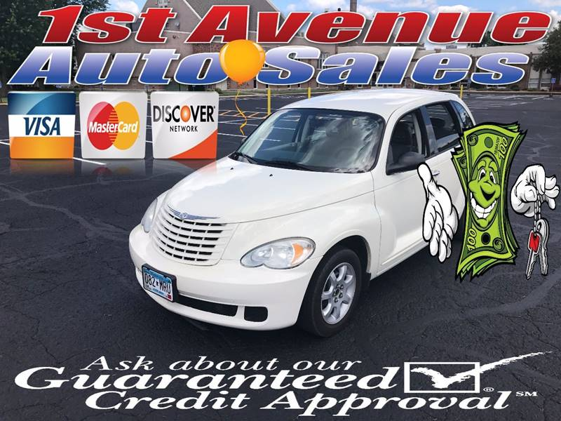 2008 Chrysler PT Cruiser for sale at 1st Avenue Auto Sales in Cambridge MN