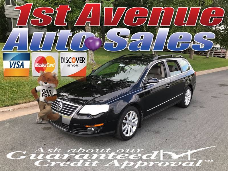 2007 Volkswagen Passat for sale at 1st Avenue Auto Sales in Cambridge MN