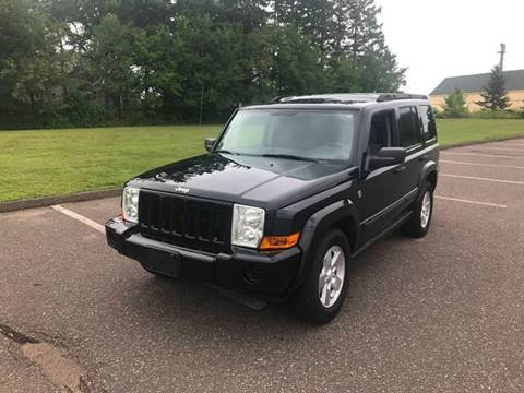 2006 Jeep Commander for sale in Cambridge, MN