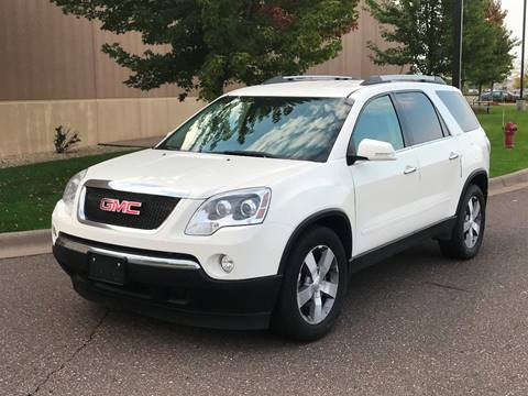 2011 GMC Acadia for sale at 1st Avenue Auto Sales in Cambridge MN