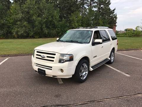2008 Ford Expedition for sale at 1st Avenue Auto Sales in Cambridge MN