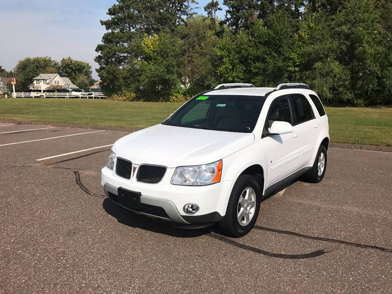 2009 Pontiac Torrent for sale at 1st Avenue Auto Sales in Cambridge MN