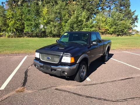 2002 Ford Ranger for sale in Cambridge, MN