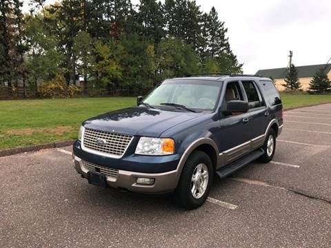 2003 Ford Expedition for sale in Cambridge, MN