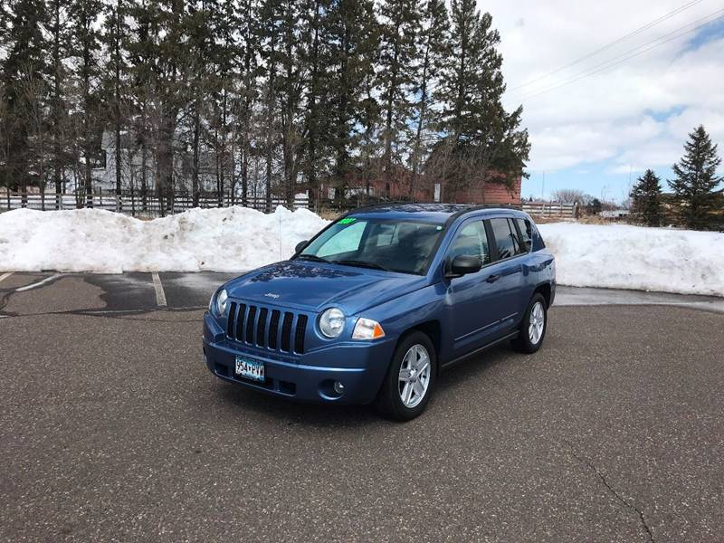 2007 Jeep Compass Sport 4x4 4dr Suv