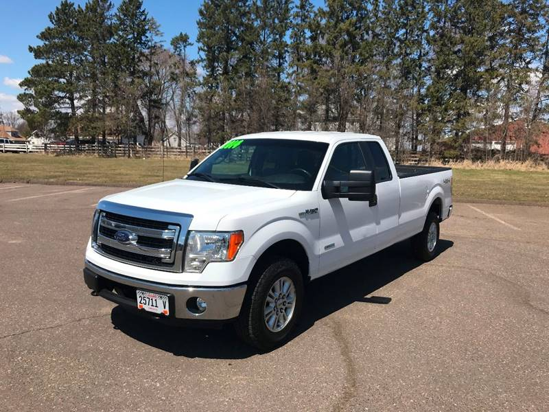 2014 Ford F-150 Xlt 4x4 4dr Supercab Styleside 8 Ft. Lb