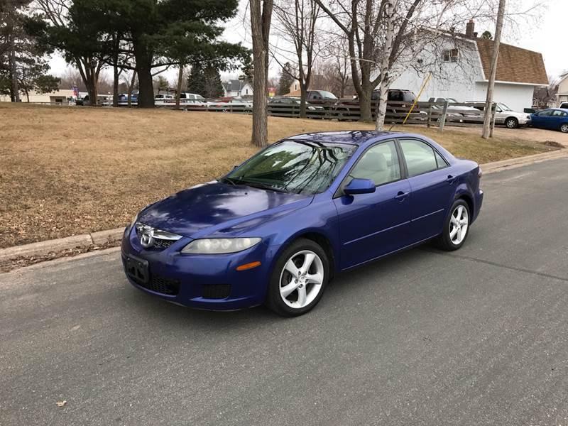 2006 Mazda Mazda6 S 4dr Sedan