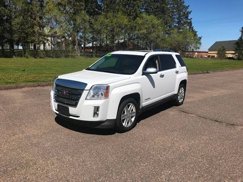 2011 GMC Terrain for sale in Cambridge, MN
