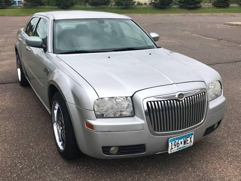 2007 Chrysler 300 4