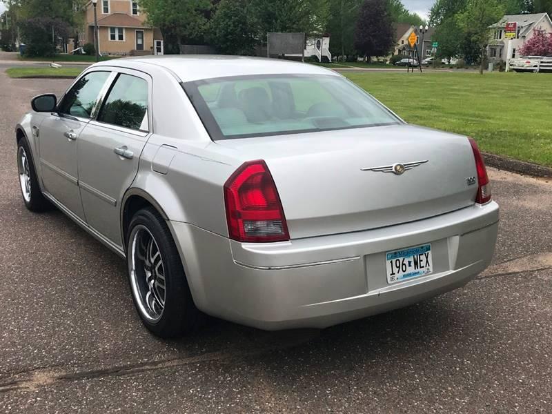 2007 Chrysler 300 8