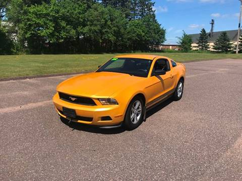 2012 Ford Mustang for sale in Cambridge, MN