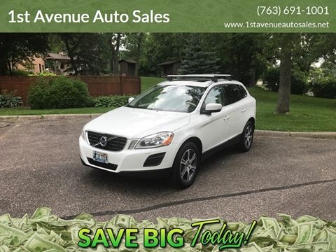 2011 Volvo XC60 for sale in Cambridge, MN