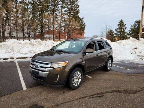 2011 Ford Edge Limited for sale at 1st Avenue Auto Sales in Cambridge MN