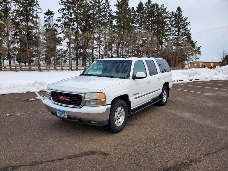 2003 GMC Yukon XL for sale at 1st Avenue Auto Sales in Cambridge MN