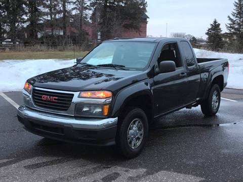 2008 GMC Canyon for sale in Cambridge, MN