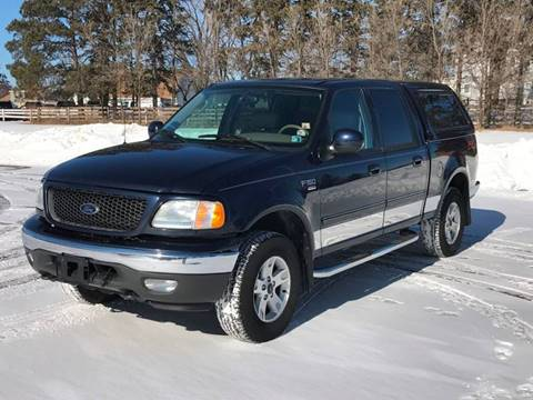 2003 Ford F-150 for sale in Cambridge, MN