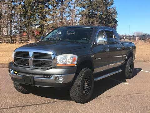 2006 Dodge Ram Pickup 1500 for sale at 1st Avenue Auto Sales in Cambridge MN
