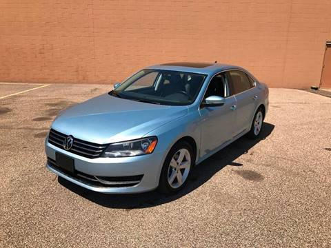 2013 Volkswagen Passat for sale in Cambridge, MN