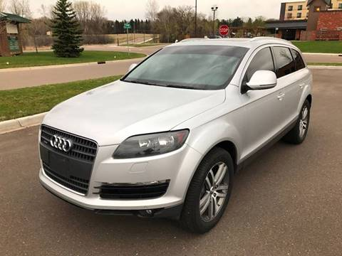 2008 Audi Q7 for sale at 1st Avenue Auto Sales in Cambridge MN