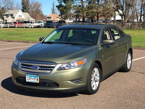 2012 Ford Taurus for sale at 1st Avenue Auto Sales in Cambridge MN