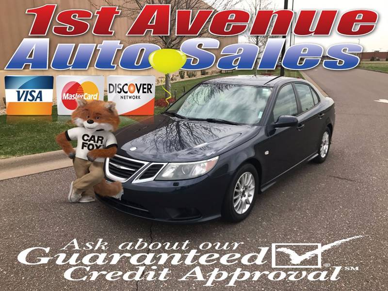 2009 Saab 9-3 for sale at 1st Avenue Auto Sales in Cambridge MN