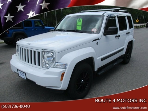 2011 Jeep Liberty for sale in Epsom, NH