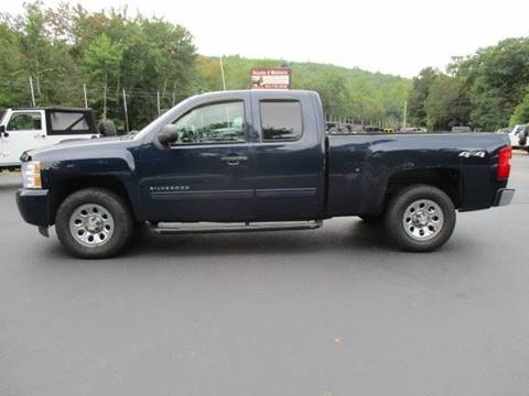 2010 Chevrolet Silverado 1500 for sale at Route 4 Motors INC in Epsom NH